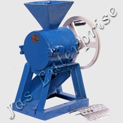 Dry fruit pulveriser and chips making machine (2 In 1)
