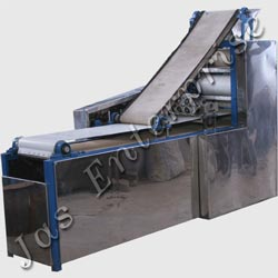 Rice and khichiya papad making machine